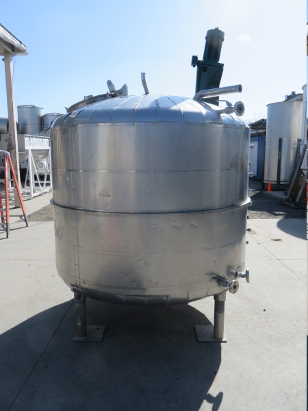 1000 gallon stainless mix tank 03
