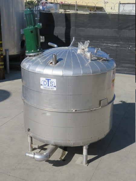 1000 gallon stainless mix tank 05