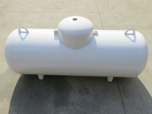 124 gallon carbon steel propane tank NEW | 124 gallon carbon